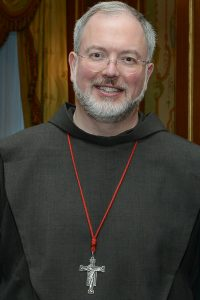 Rev. Brian F. Terry, SA Minster General
